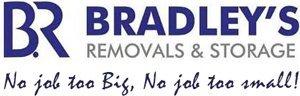 BR Bradley's Removals & Storage Logo